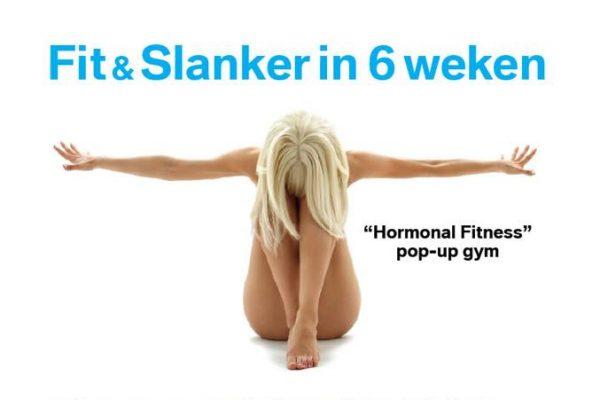 Hormonal Fitness Programma - 17 mei t/m 28 juni
