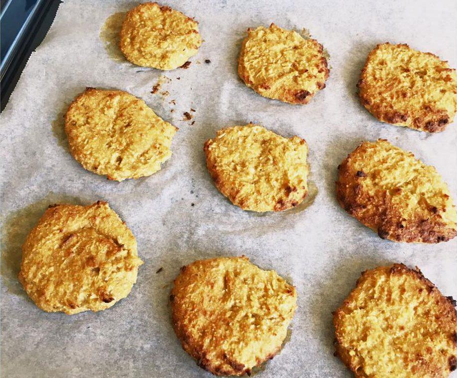 Mango Gember koekjes